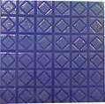 Плитка для Бассейнов Серапул Рельефная плитка 25307 Duna Cobalt противоскользящая 244х244 мм